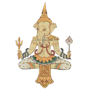Detail, Elephant treatise <br />